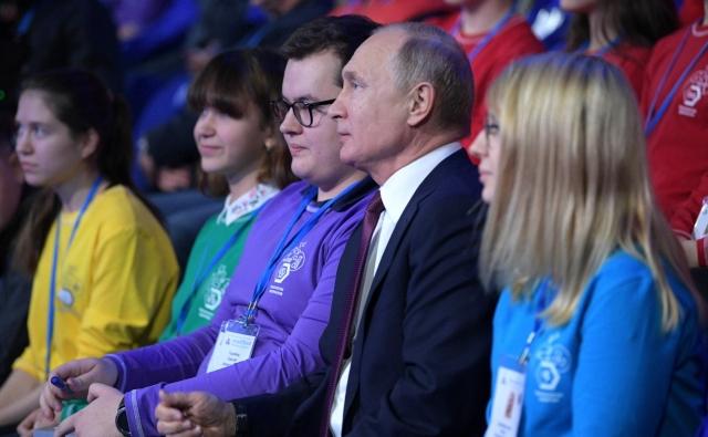 Путин рассказал, как стать президентом России