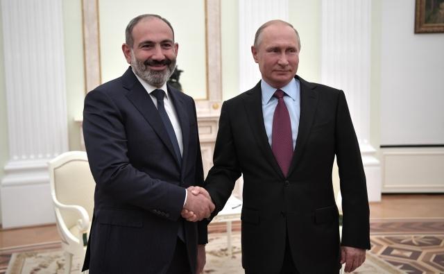 «Поздравление от Путина будет, когда Пашинян станет премьером»: политолог