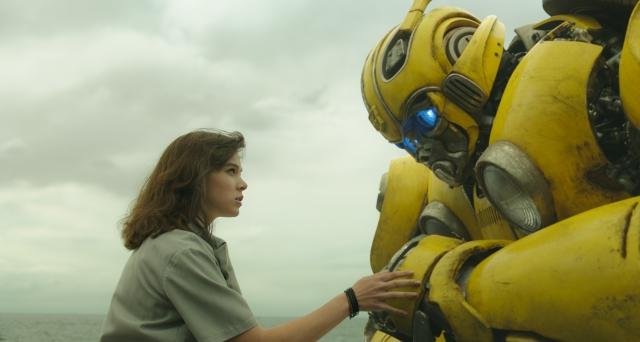 Робот и Чарли