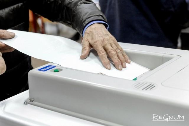 Явка на выборах губернатора Приморья на 10:00 составила 4,62%