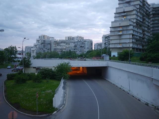 Второе покушение на советский город будущего