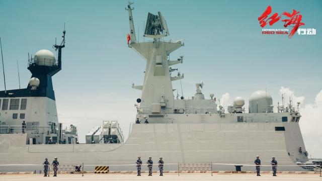 Операция «Красное море»: новое лицо флота Китая для Ближнего Востока