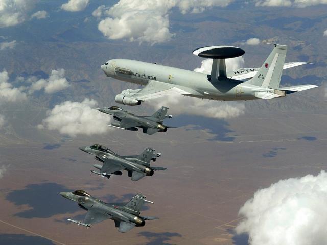 Самолёты НАТО