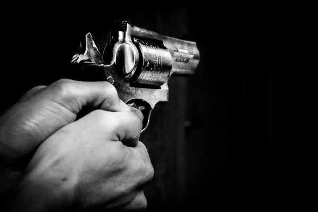В Москве неизвестные обстреляли маршрутку