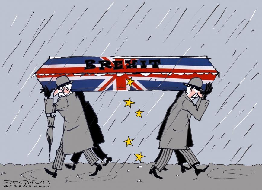 Британские лорды сделали перспективу распада