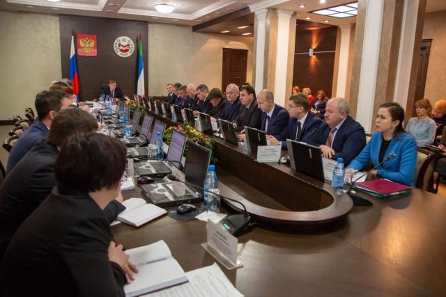 Глава Хакасии объявил о реформе республиканской власти
