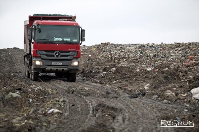 Госдума перенесла мусорную реформу в трех городах и в ряде зон регионов