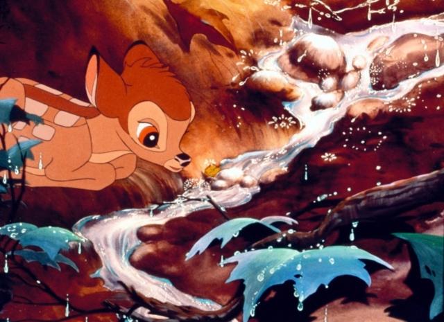 В США браконьера приговорили к просмотру мультфильма «Бэмби»