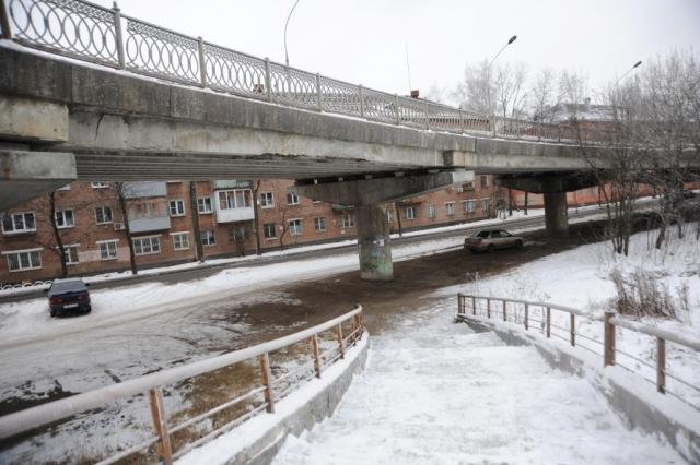 В Ярославле откорректируют проект капремонта Добрынинского путепровода