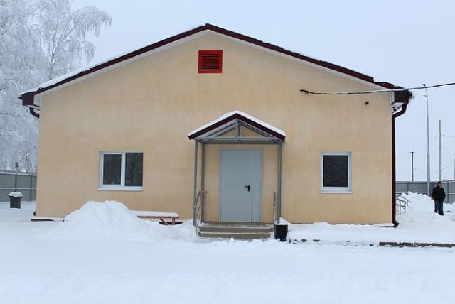 Два новых ФАПа заработали в Тульской области