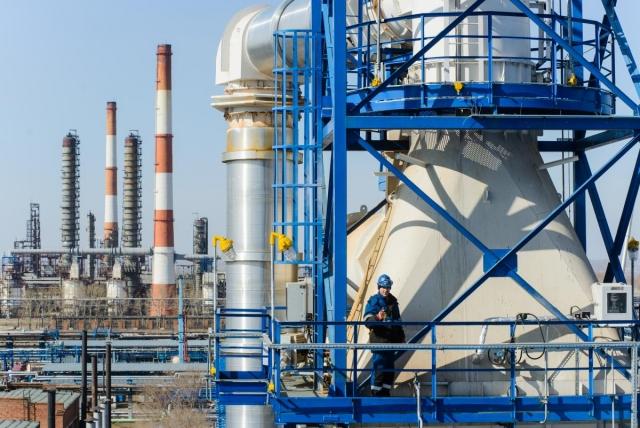Чукотка наращивает добычу и потребление природного газа