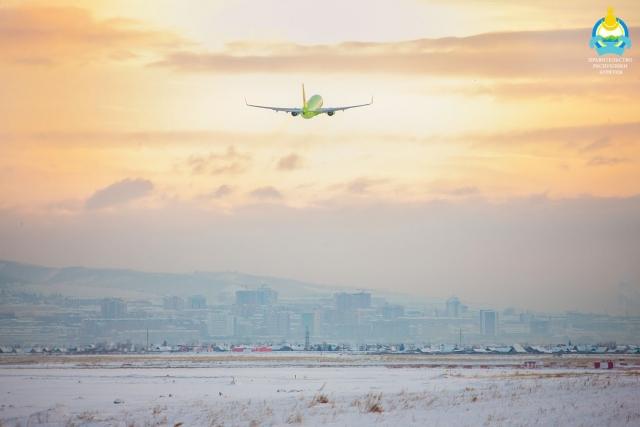 Бурятия: новую взлётно-посадочную полосу назвали «великолепным сооружением»
