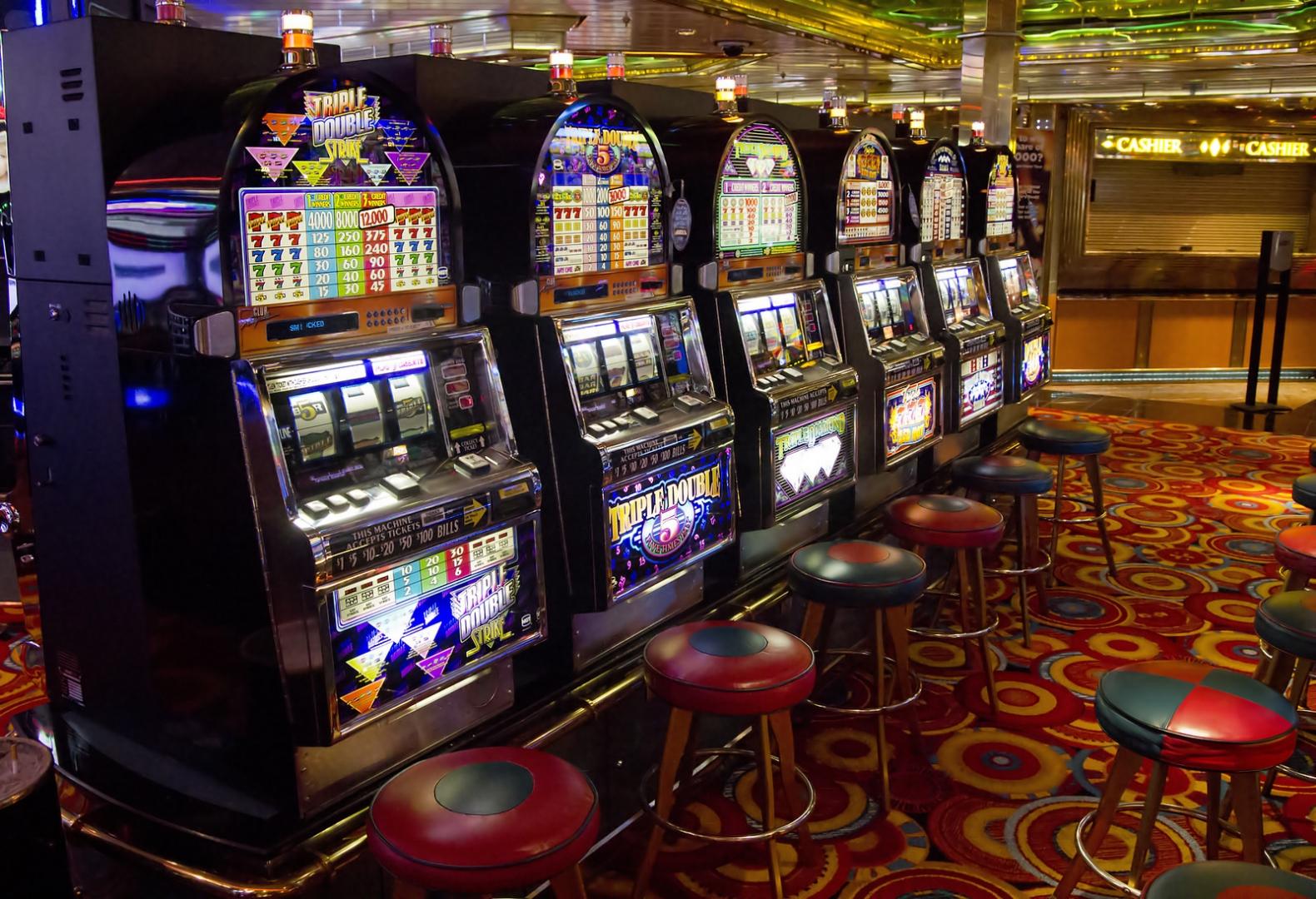 дисплей игровые автоматы фотки нередко называют фетишами