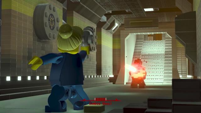 Конструкторы LEGO добрались до игр Fallout