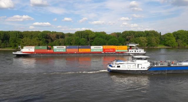 Эксперты ожидают снижения объема перевозок по рекам России в 2019 году