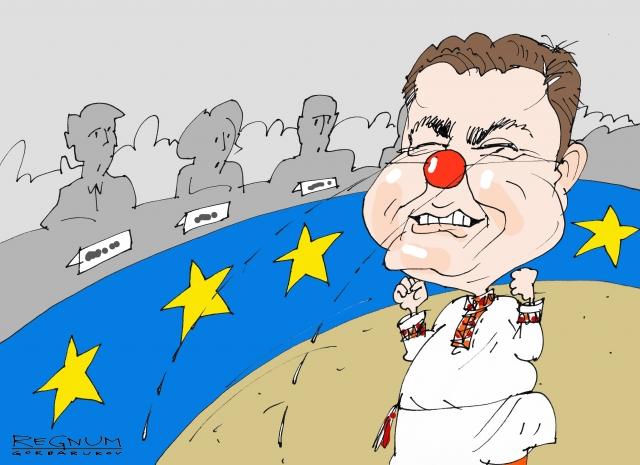 Еврокомиссия: Украина должна срочно принять меры по борьбе с коррупцией