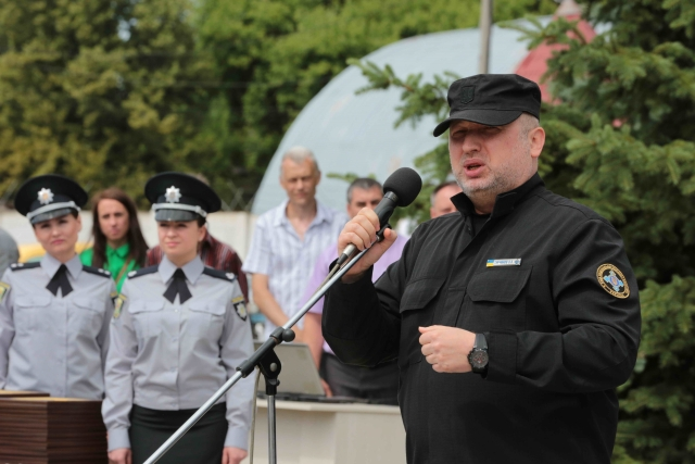 Турчинов: Если понадобится, мы уничтожим Крымский мост
