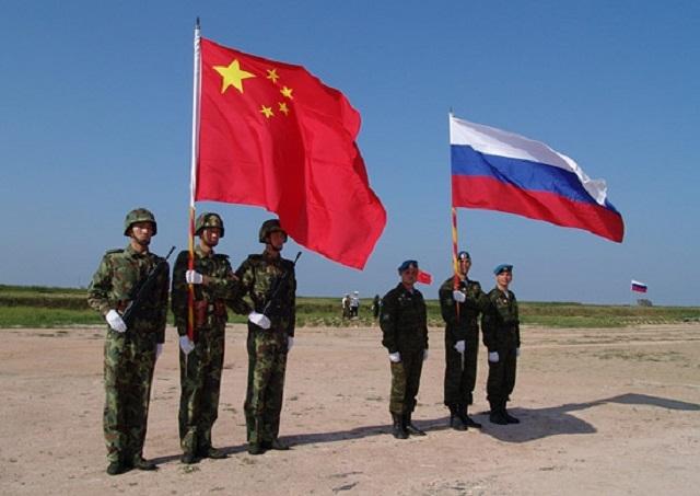 В Китае назвали рекордным уровень военного сотрудничества с Россией