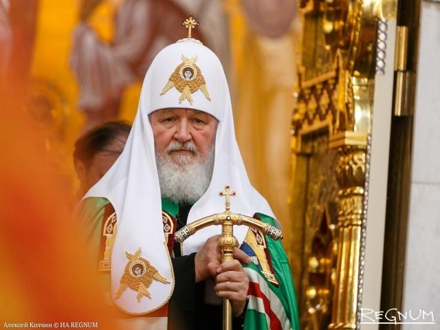 Патриарх Кирилл призывает не признавать новую «церковь» на Украине