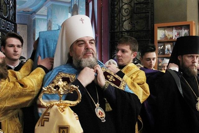 Митрополит Симеон Винницкий