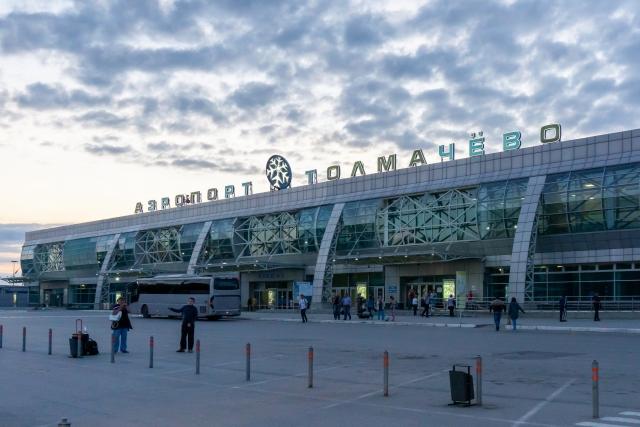 Самолёт с 67 пассажирами вернулся в аэропорт Новосибирска после вылета