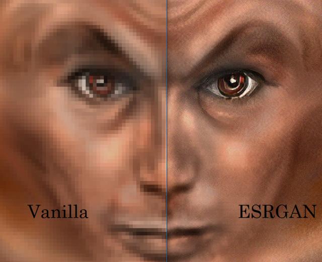 Геймеры «реанимировали» скриншоты старых игр при помощи нейросети