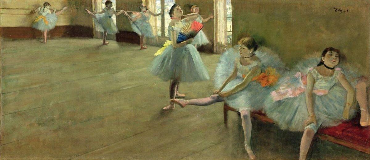 Эдгара Дега. Балерины