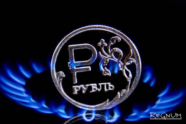 Газпром рассчитывает на рекордную прибыль по итогам года