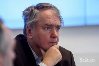 Директор института региональных проблем, политолог Дмитрий Журавлёв