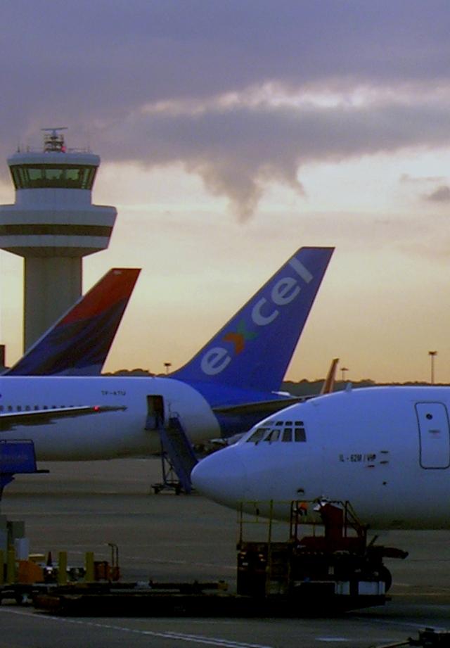Британия намерена защитить аэропорты страны от беспилотников
