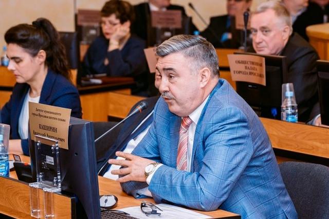 Лидер «Справедливой России» в Ярославле вернется в муниципалитет