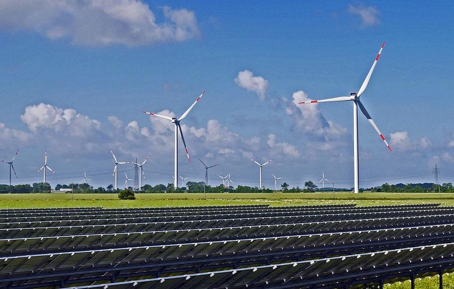 Возобновляемая энергия. Ветряки