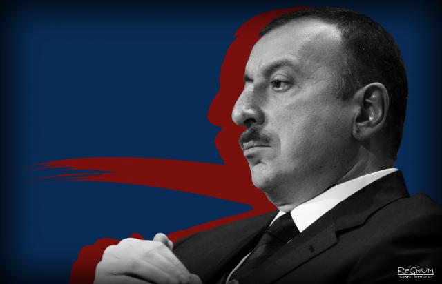 Алиев сжигает «старые мосты»
