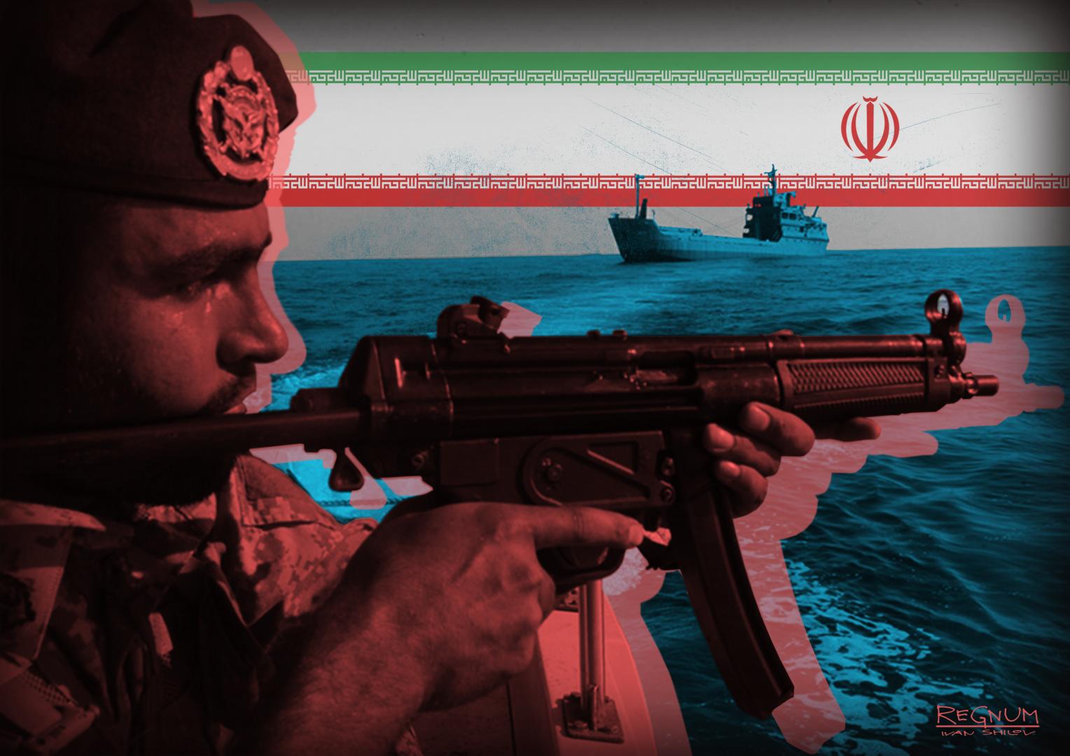 Иран. Военный