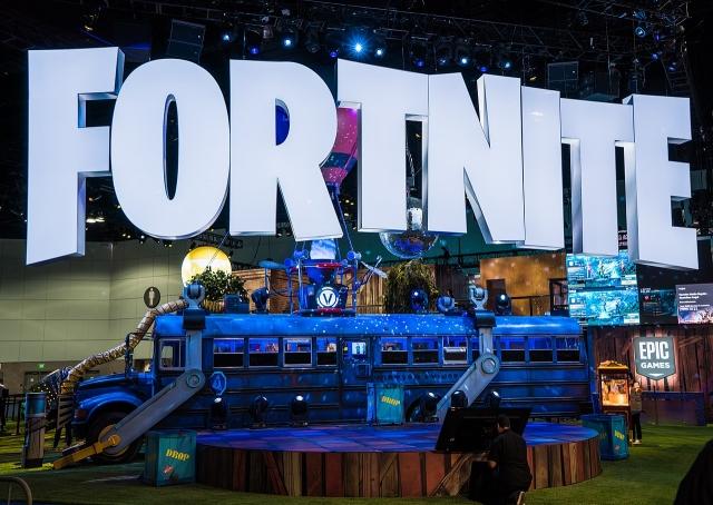 Прямые трансляции по игре Fortnite смотрели больше 18 млн часов