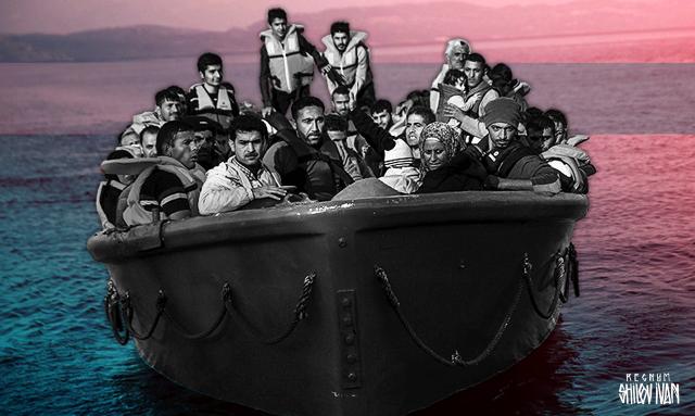 11 мигрантов перехватили у берегов Кале при попытке пересечь Ла-Манш