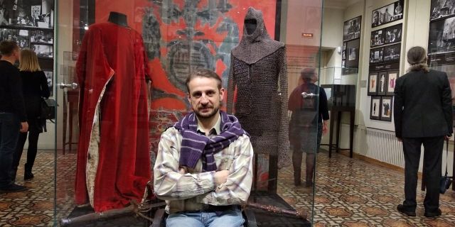 Константин Афиногенов в БДТ им. Товстоногова