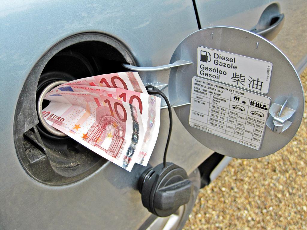 Деньги за топливо