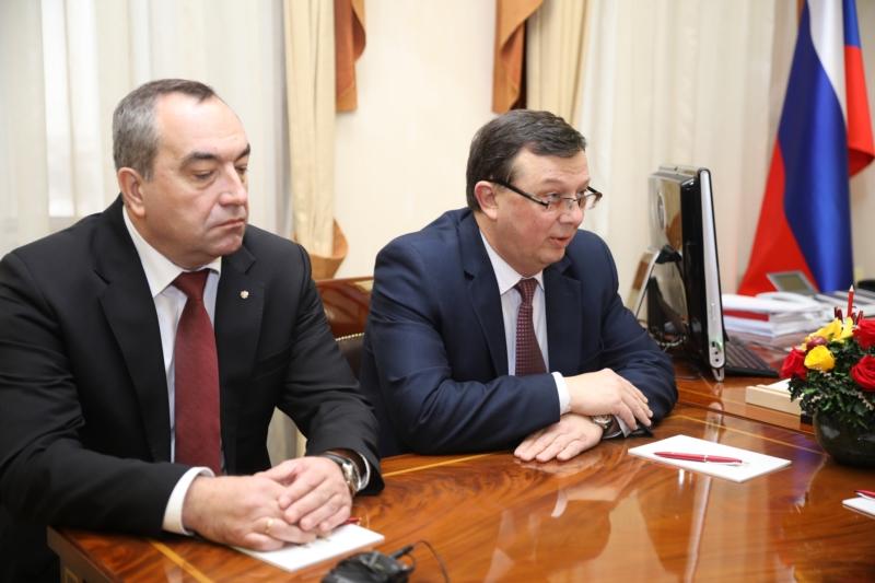 Пост начальника УФСБ по Чувашии занял Игорь Кобыляченко