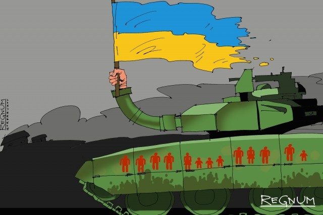 ЛНР: ВСУ дважды нарушили перемирие