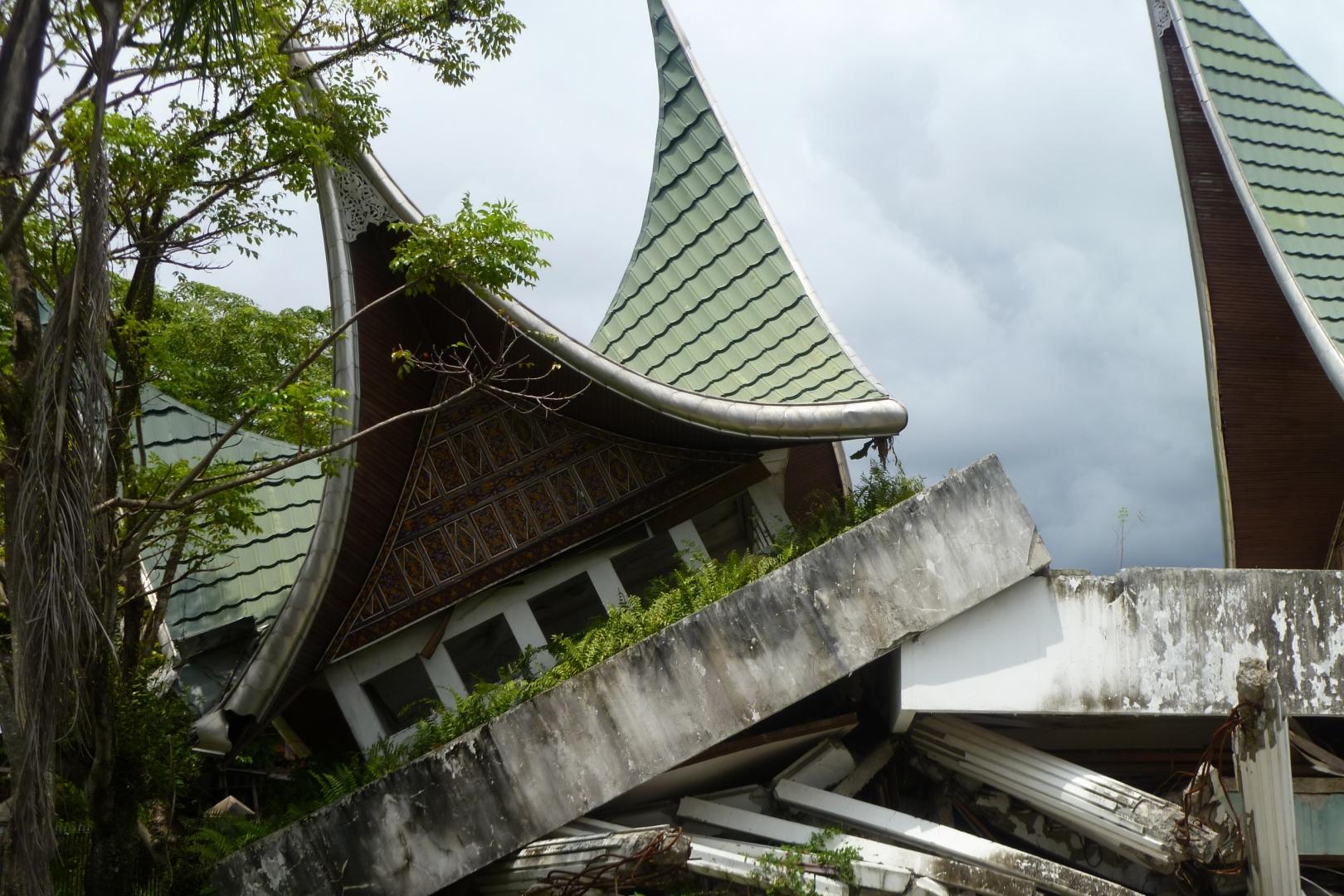 Землетрясения в Индонезии