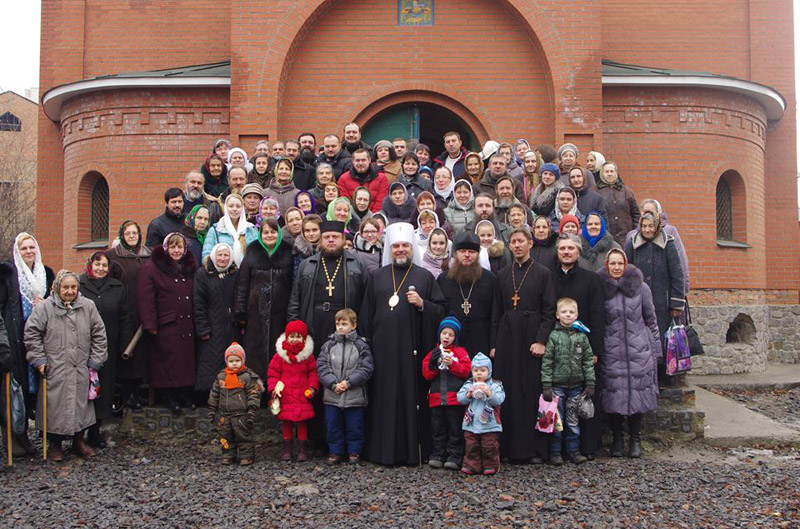 Община винницкого храма священномученика Владимира