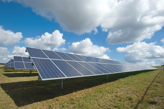 Солнечная электростанция в Китае оказалась эффективнее угольной