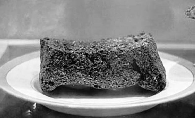 Суточная норма хлеба в блокадном Ленинграде