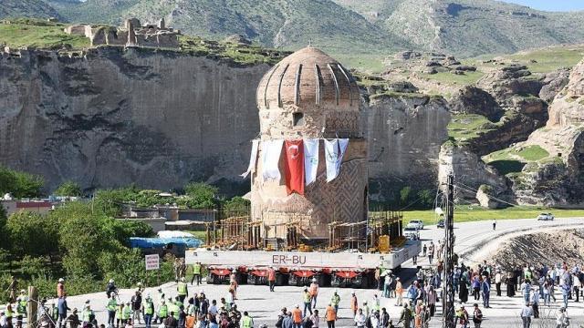 В Турции разбудили дух сына Узун Гасана