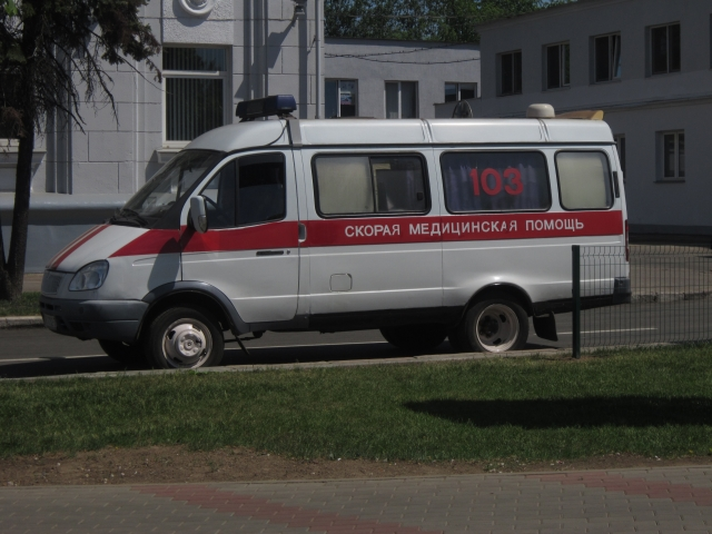 Автобус с российскими туристами перевернулся в Белоруссии