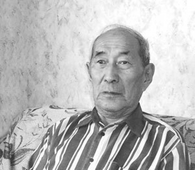 В Бурятии исполнилось 100 лет военному разведчику