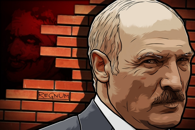 Лукашенко стена reg