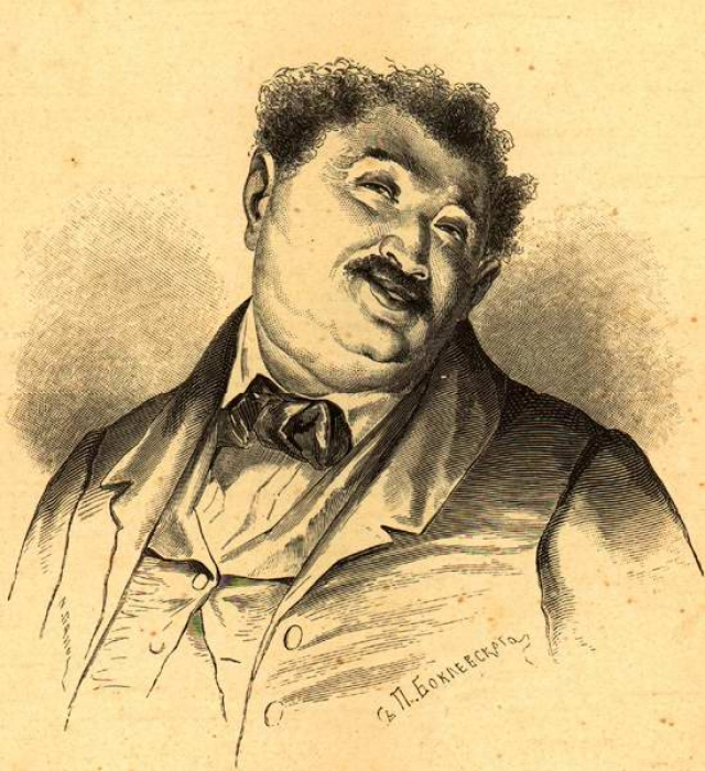 Пётр Боклевский. Манилов. 1825