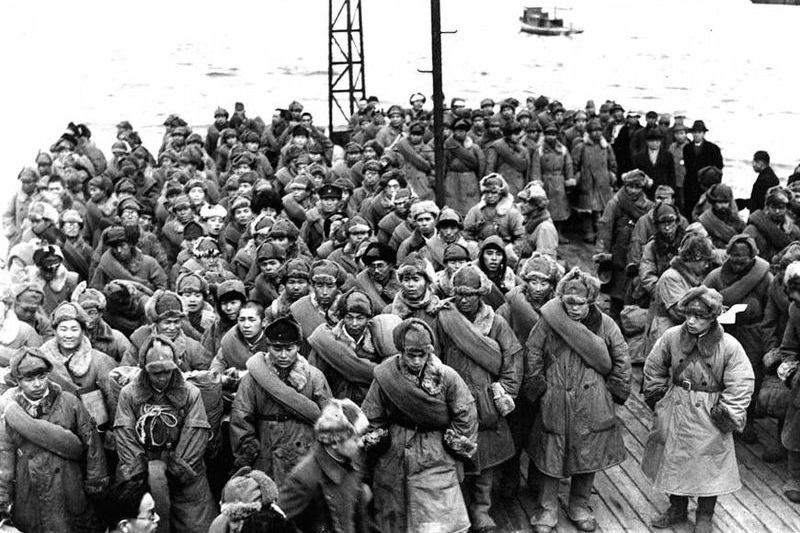 Японские военнопленные